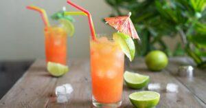 Summer Drinks with Vodka
