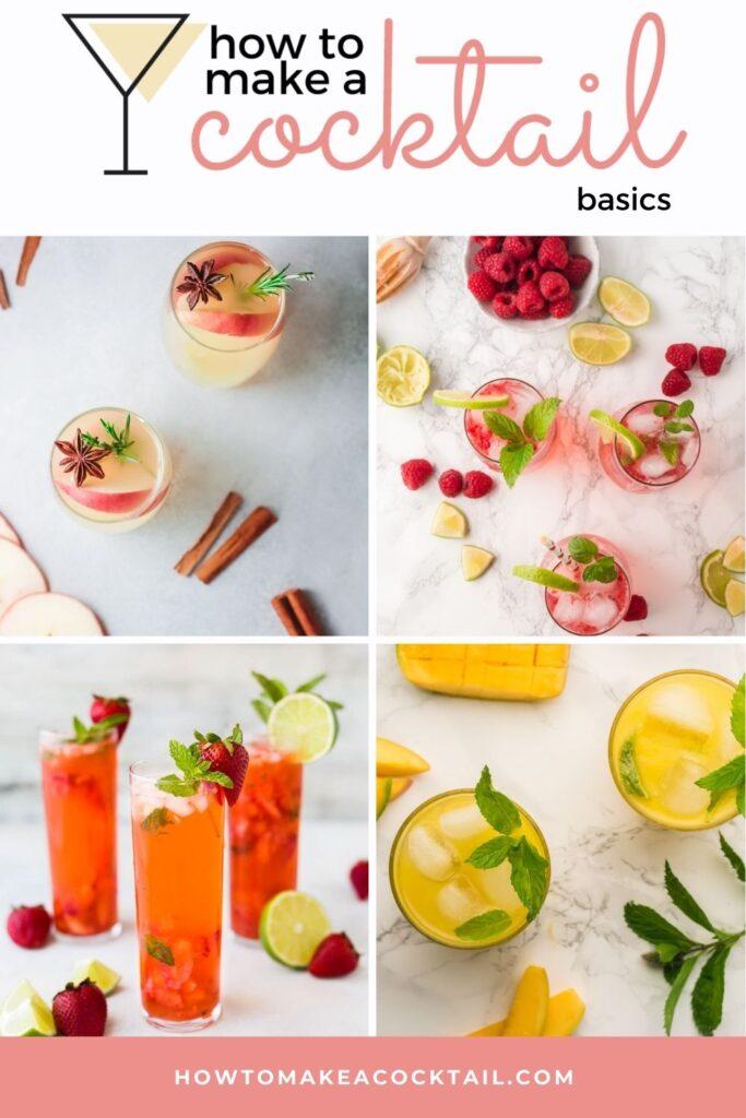 Cocktail Making Basics