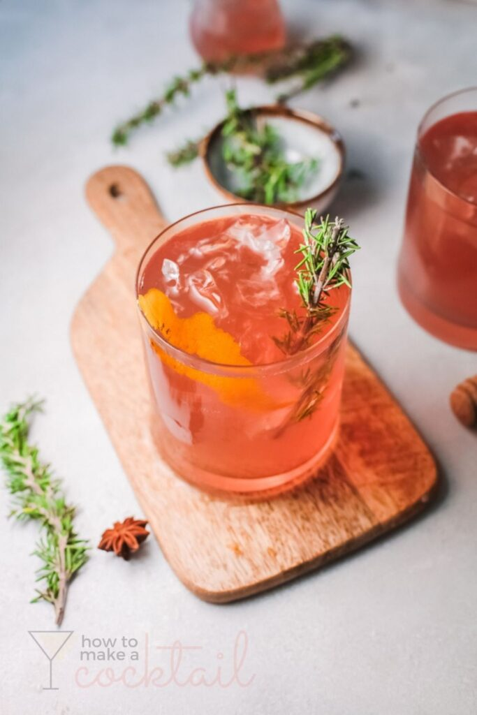 Holiday Cocktail Punch